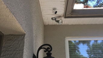 Nest Outdoor Camera Installation