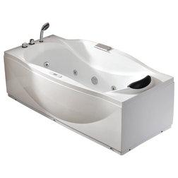 Contemporary Bathtubs by Alfi Trade