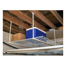 Garage Ceiling Storage - Overhead Storage Rack by Garageflex