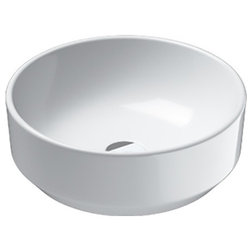 Contemporary Bathroom Sinks by Transolid