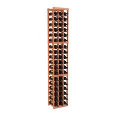 Wine Racks America 3 Column Standard Wine Cellar Kit, Redwood, Unstained