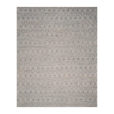 Thompson Hand Woven Rug, Gray/Gold, 10'x14'