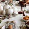 Pick Up Some White Pumpkins for Elegant Fall Decorating