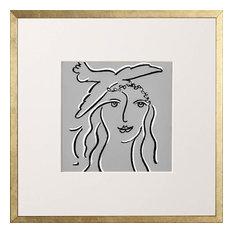 """""""Women of the Modern World No. 1"""" Artwork"""