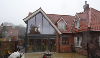 Alu-clad Timber Aluminum Bi-folding Doors