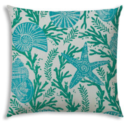 Beach Style Outdoor Cushions And Pillows by Joita