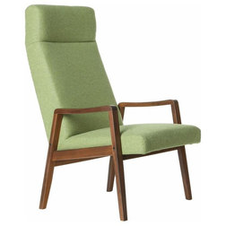 Midcentury Armchairs And Accent Chairs by The Khazana Home Austin Furniture Store