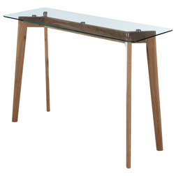 Midcentury Console Tables by Convenience Concepts