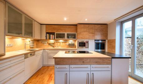 18 Möglichkeiten, den Platz in der Küche zu optimieren