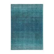Adley Handwoven Blue Ombre Rug, 8'x10'