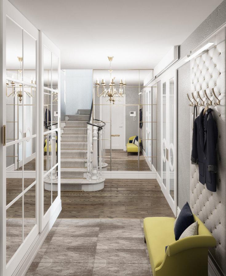 Двухэтажная квартира с террасой