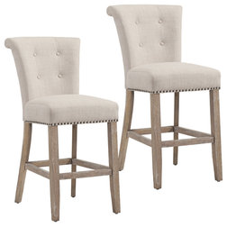 Transitional Bar Stools And Counter Stools by Inspire at Home