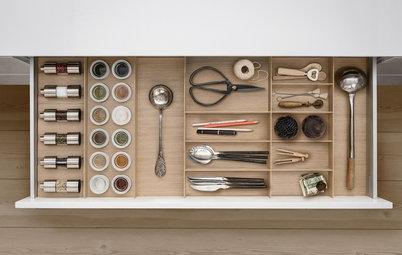 Optimisez votre rangement grâce à des tiroirs de cuisine malins