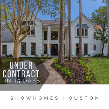 Under contract in 15 days!