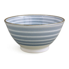 """Sendan Blue 7.5"""" Noodle Bowl"""