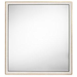 The Salisbury Mirror, 127x127 cm