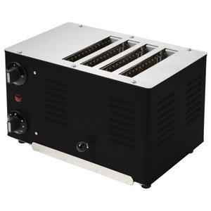 Regent Toaster, Jet Black