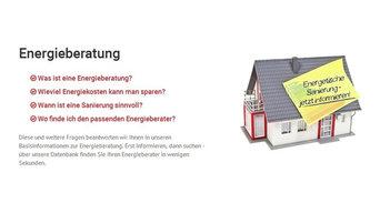 Energieberatung / Effizienzdienstleister