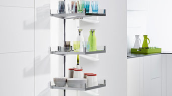 Convoy Premio Pull-Out Pantry