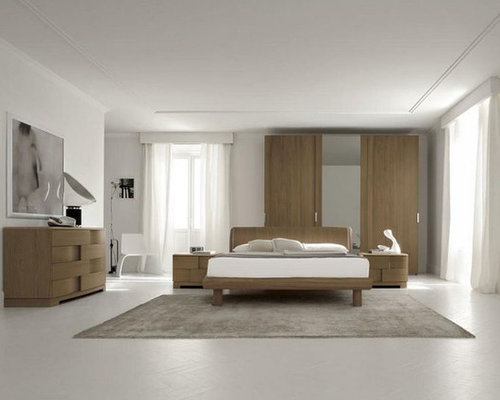 Made in Italy Wood Luxury Bedroom Furniture Sets with Extra Storage - Bedroom  Furniture Sets