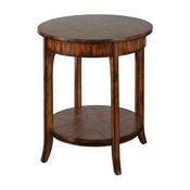 Carmel Round Lamp Table