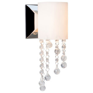 Tango Chrome Wall Light