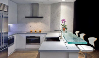 Contemporary Kitchen Remodel Tampa...Towers of Channelside