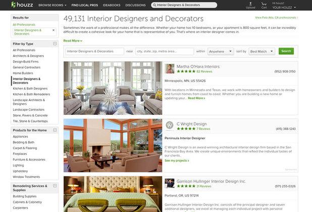 Epic Find an Interior Designer or Decorator