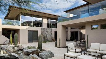 Contemporary Desert Oasis Project