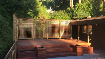 Deck Renovation and Planter Boxes