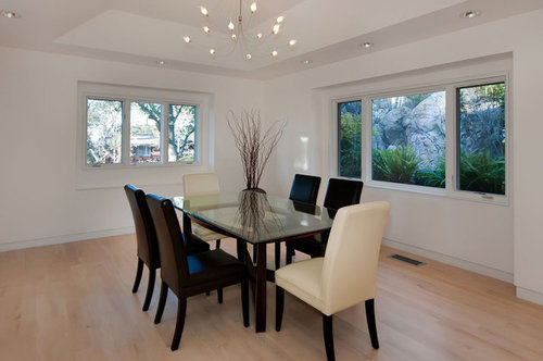 Dining Table, Dining Room End Chairs