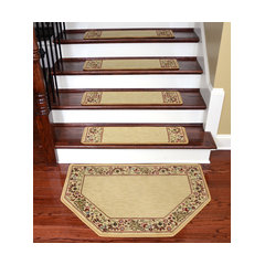 50 Most Popular Stair Tread Rugs For 2018 Houzz