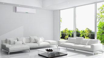 HVAC Mini-Split Ductless Air Conditioner