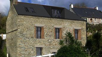 Moulin dans les Côtes d'Armor
