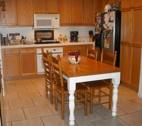 Brown To White Kitchen Cabinets: Brown Granite With White Cabinets?