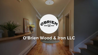 Company Highlight Video by O'Brien Wood & Iron LLC