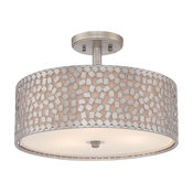 Quoizel Confetti Semi-Flush Mount