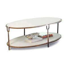 Groovy Ivory Coffee Tables Houzz Caraccident5 Cool Chair Designs And Ideas Caraccident5Info