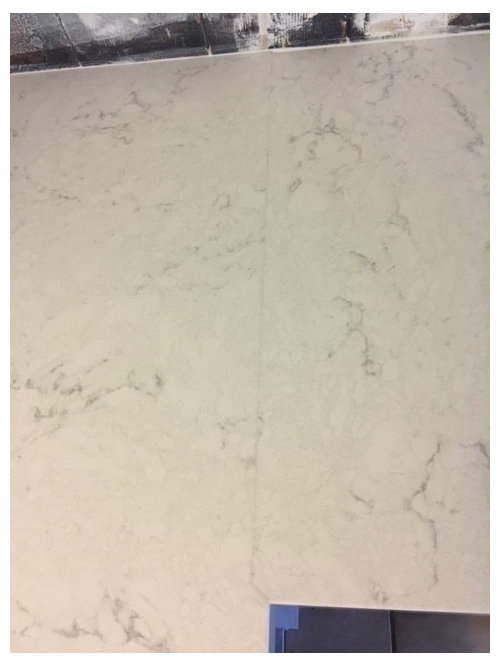 Acceptable Quartz Countertop Seam
