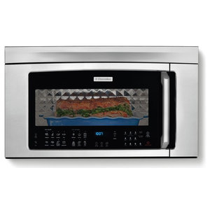 Iq Touch30 Over The Range Convection Microwave Interior Stainless Steel