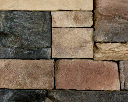 Stone Styles & Colors - Indoor Fireplaces