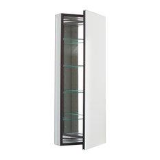 Robern MP16D6FPN MP Series Flat Plain Mirror Cabinet