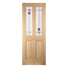 Mackintosh 2-Panel Interior Door