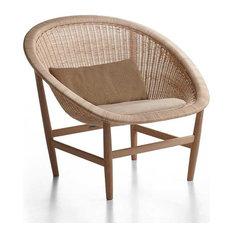 - Kettal Basket - Tumbonas y sillones para exteriores