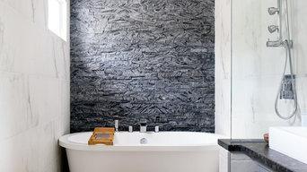 Custom Renovated Owner's Suite Bathroom