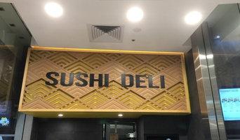 Decorative Shopfront Sign