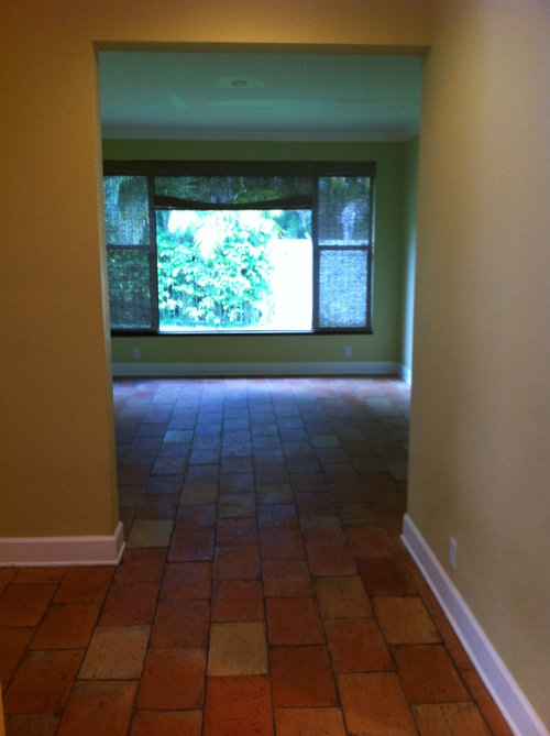 Can Terracotta Floors Be Painted