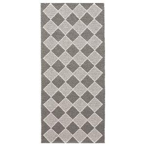 Dialog Woven Vinyl Floor Cloth, Grey, 150x200 cm