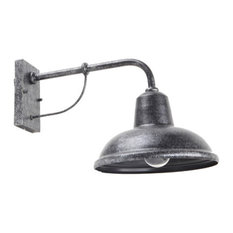 Brawley 1 Light Wall Sconce - Stone Finish