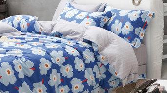 Floral bedding sets